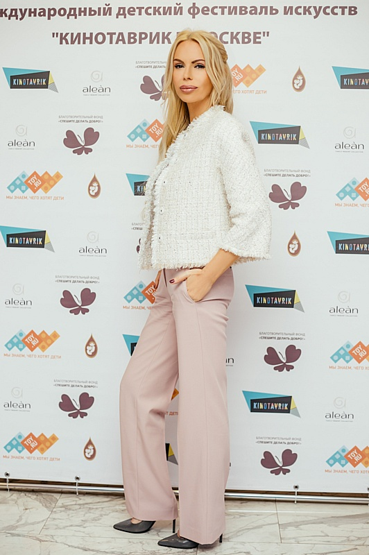 Алиса Лобанова в жюри конкурса «Кинотаврик»