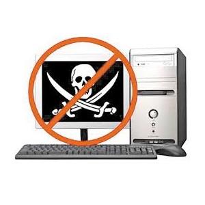 Недооценка риска пиратских программ