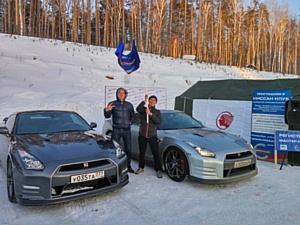 Ice Drive: юбительские соревнования Nissan на льду