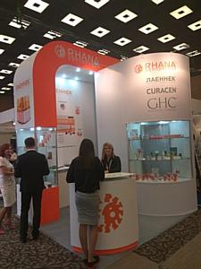 На конгрессе AMWC-2016 с успехом прошел сателлитный симпозиум Корпорации RHANA.
