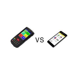Мобильный телефон или Терминал Сбора Данных: что выбрать?