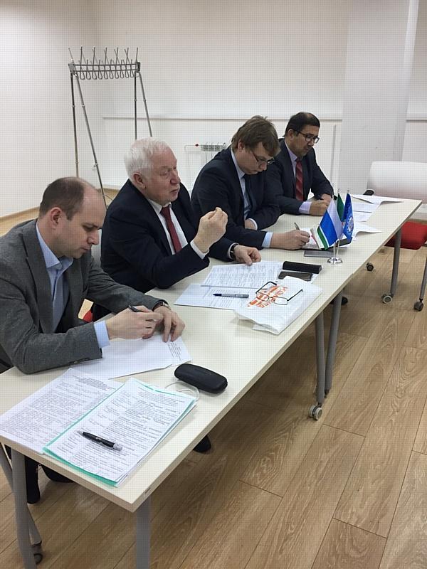 Заседание по подготовке Форума «Техническое перевооружение машиностроительных предприятий России»
