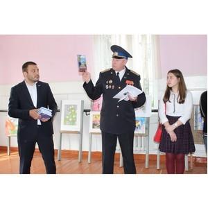 Активисты ОНФ в Кабардино-Балкарии подвели итоги конкурса «Рисунки Победы»