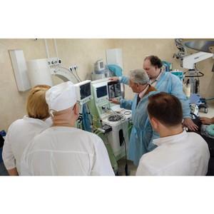 «Швабе» провел обучение врачей центра им. А.Ф. Цыба
