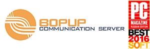 Bopup Communication Server вошел в обзор PC Magazine/RE «Российское ПО 2016: инновации и достижения»