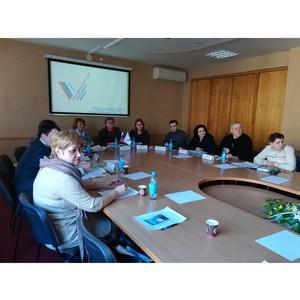 Активисты ОНФ в Карелии обсудили проблемы развития ТОСов в регионе