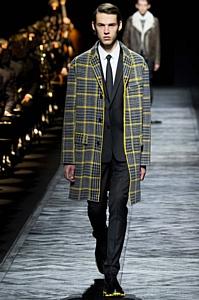 Парижская неделя мужской моды - французский шик