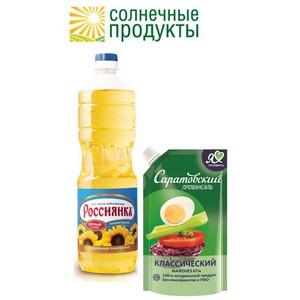«Солнечные продукты» собрали «урожай» медалей на «Золотой осени»